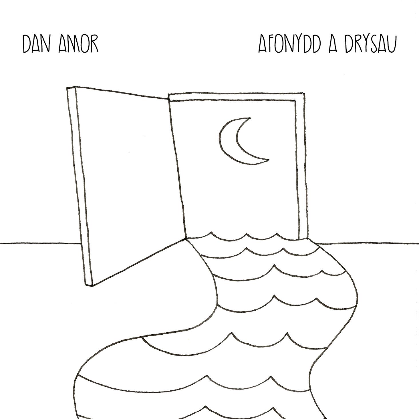 Dan Amor - Afonydd a Drysau